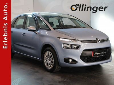 gebraucht Citroën C4 SpaceTourer C4 Picasso e-HDi 115 ETG6 Seduction, 116 PS, 5 Türen, Automatik