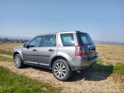 gebraucht Land Rover Freelander 2,2 Td4 HSE