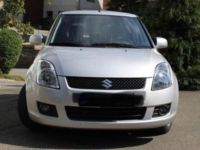brugt Suzuki Swift 1,3 GL Smile Klein-/ Kompaktwagen,