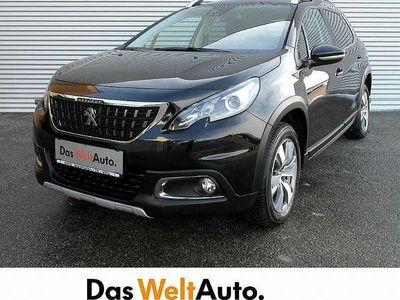 gebraucht Peugeot 2008 1,2 PureTech 110 S&S Allure SUV / Geländewagen