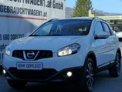 gebraucht Nissan Qashqai I-Way, Unfallfreier, servicegepflegter Erstbesitz.