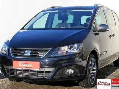 gebraucht Seat Alhambra FR 2,0 TDI CR Kombi / Family Van,