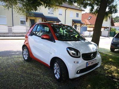gebraucht Smart ForTwo Cabrio fortwo Elektro / Roadster