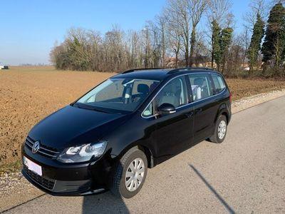 gebraucht VW Sharan Kombi / Family Van