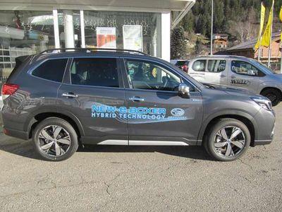 gebraucht Subaru Forester 2,0i e-BOXER Premium AWD Aut.