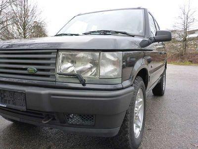 brugt Land Rover Range Rover 2,5 DSE - Pickerl neu! SUV / Geländewagen,