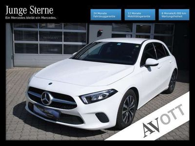 gebraucht Mercedes A180 A-Klassed 7G Style LED, Kamera, Limousine