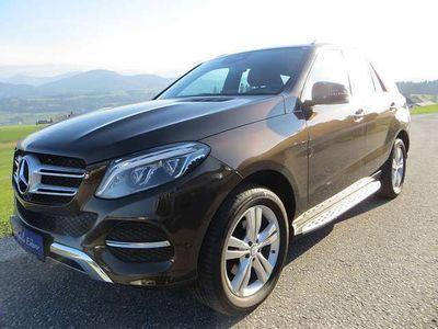 gebraucht Mercedes GLE350 d 4Matic Aut. LED, Schiebed. el, Standheizung, Le