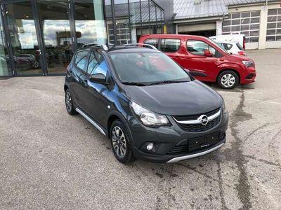 gebraucht Opel Karl 1,0 Rocks Limousine,
