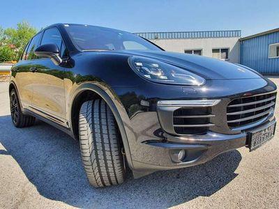 gebraucht Porsche Cayenne II FL 3.0 Diesel SUV / Geländewagen