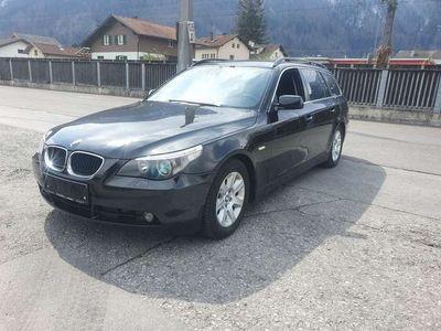 gebraucht BMW 530 5er-Reihe Kombi Diesel (E61) Touring