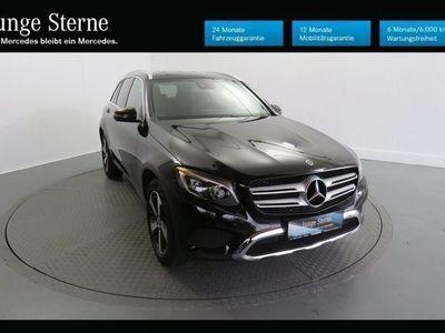 "gebraucht Mercedes GLC250 d 4MATIC ""Exclusiv-Line"" Aut. NP:€ 64.700"