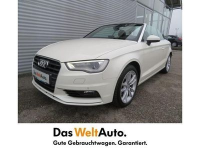 gebraucht Audi A3 Cabriolet 2.0 TDI Ambition