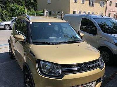 brugt Suzuki Ignis 1.2 Klein-/ Kompaktwagen,