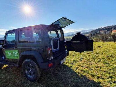 """gebraucht Jeep Wrangler JK """"Mountain"""" 2,8l SUV / Geländewagen"""