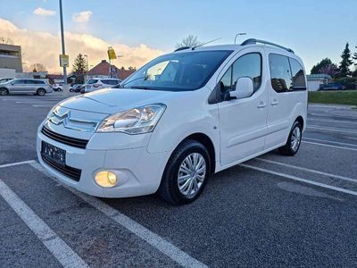 gebraucht Citroën Berlingo 1,6 HDi 90 emotion FAP Kombi / Family Van