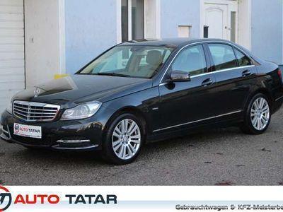 gebraucht Mercedes C350 Elegance A-Edition plus BlueEfficiency 4MATIC Aut.