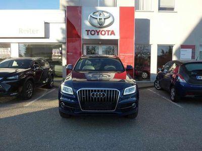gebraucht Audi Q5 2,0 TDI quattro S-tronic *S-LINE*ACC*XENON*