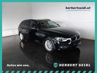 gebraucht BMW 318 318 d Touring Advantage Aut. *NP € 51.167,- / LE...