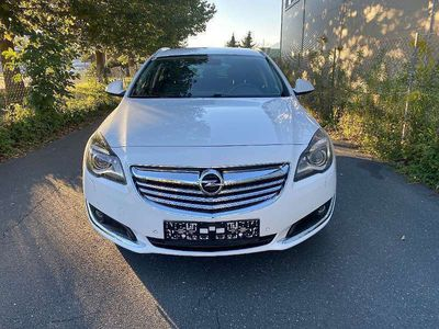 gebraucht Opel Insignia ST 2,0 CDTI Ecotec Allrad Sport Aut. Kombi / Family Van