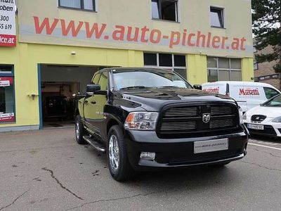 gebraucht Dodge Ram 4x4 Sport Quad Cab 5.7 L V8 Hemi Benzin/Gas