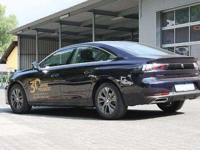 gebraucht Peugeot 508 Allure HDI 130 Limousine