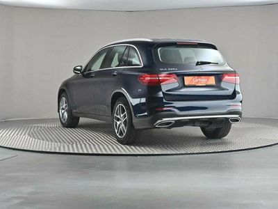 gebraucht Mercedes 220 GLCAMG Line 4Matic Aut. (894973)