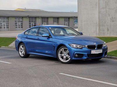 gebraucht BMW 420 Gran Coupé d xDrive M-Paket NAVI