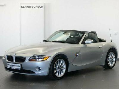 gebraucht BMW Z4 2,5i NP: 46.275,- Roadster