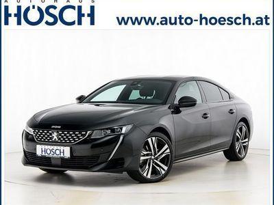 gebraucht Peugeot 508 2.0 BlueHDi GT Aut LP: 53.439.-/mtl. 227.-*