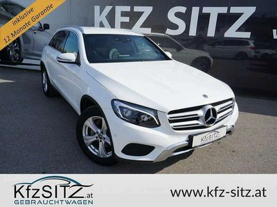 gebraucht Mercedes GLC250 250d 4MATIC Aut.**NP:€69.000**