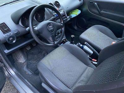 gebraucht Seat Arosa Select 1,7 SDI