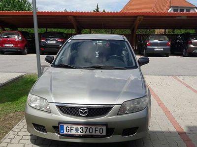 gebraucht Mazda 323F 1,3i Klein-/ Kompaktwagen