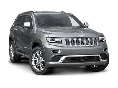 gebraucht Jeep Grand Cherokee 3,0 V6 Multijet II Limited Servicegepflegt - 8fach Bereift