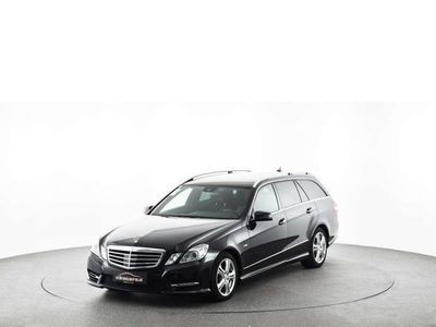 usata Mercedes E350 4MATIC CDI Aut. XENON LEDER RADAR ASSISTENZ NAV