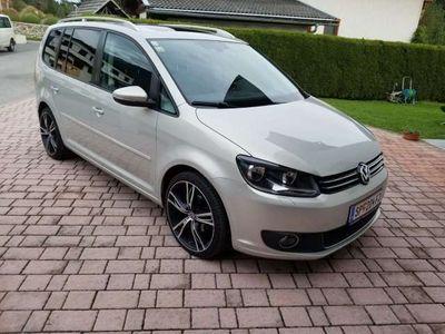 gebraucht VW Touran