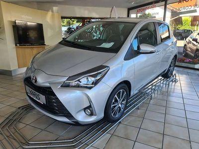 gebraucht Toyota Yaris 1,0 VVT-i Active+Designpaket