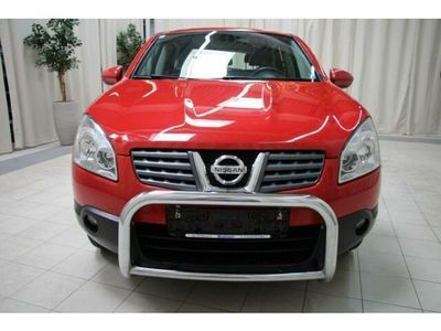 gebraucht Nissan Qashqai 2,0 16V acenta 2WD Aut.