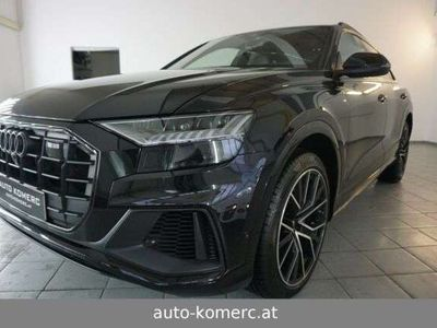 gebraucht Audi Q8 50 TDI quattro 3x S-Line Black Edition Pano