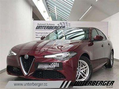 brugt Alfa Romeo Giulia Super 2,2 150 AT RWD Limousine,
