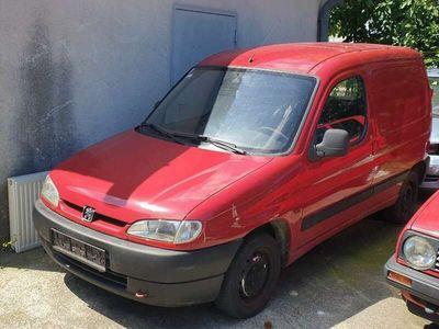 gebraucht Peugeot Partner Profi 1,9D