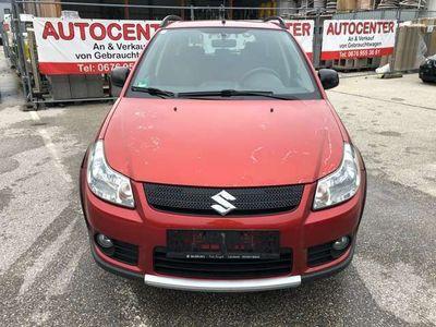 gebraucht Suzuki SX4 1,9 GL DDiS deluxe GL deluxe