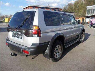 gebraucht Mitsubishi Pajero Wagon GL 2,5 TD