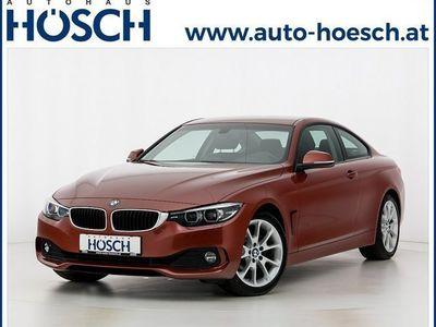 gebraucht BMW 420 i Coupe Advantage Aut. LP:52.784.-€