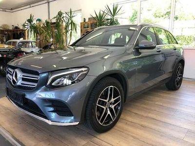 gebraucht Mercedes GLC220 d 4MATIC Aut. / AMG-LINE / wie NEU /