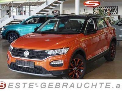 gebraucht VW T-Roc TSI 1,0 Style SUV / Geländewagen