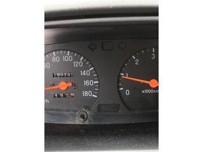 gebraucht Mitsubishi L200 GLS 2,5 TD