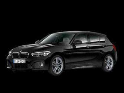 gebraucht BMW 120 d xDrive M, HiFi, Navi-Pro, LED, 18 Zoll, NL-61%