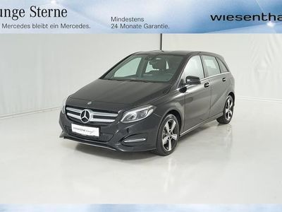 used Mercedes B200 d Austria Edition Classic