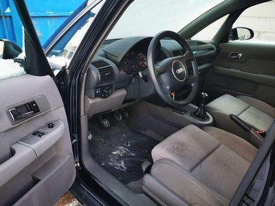 gebraucht Audi A2 1.4 tdi Klein-/ Kompaktwagen